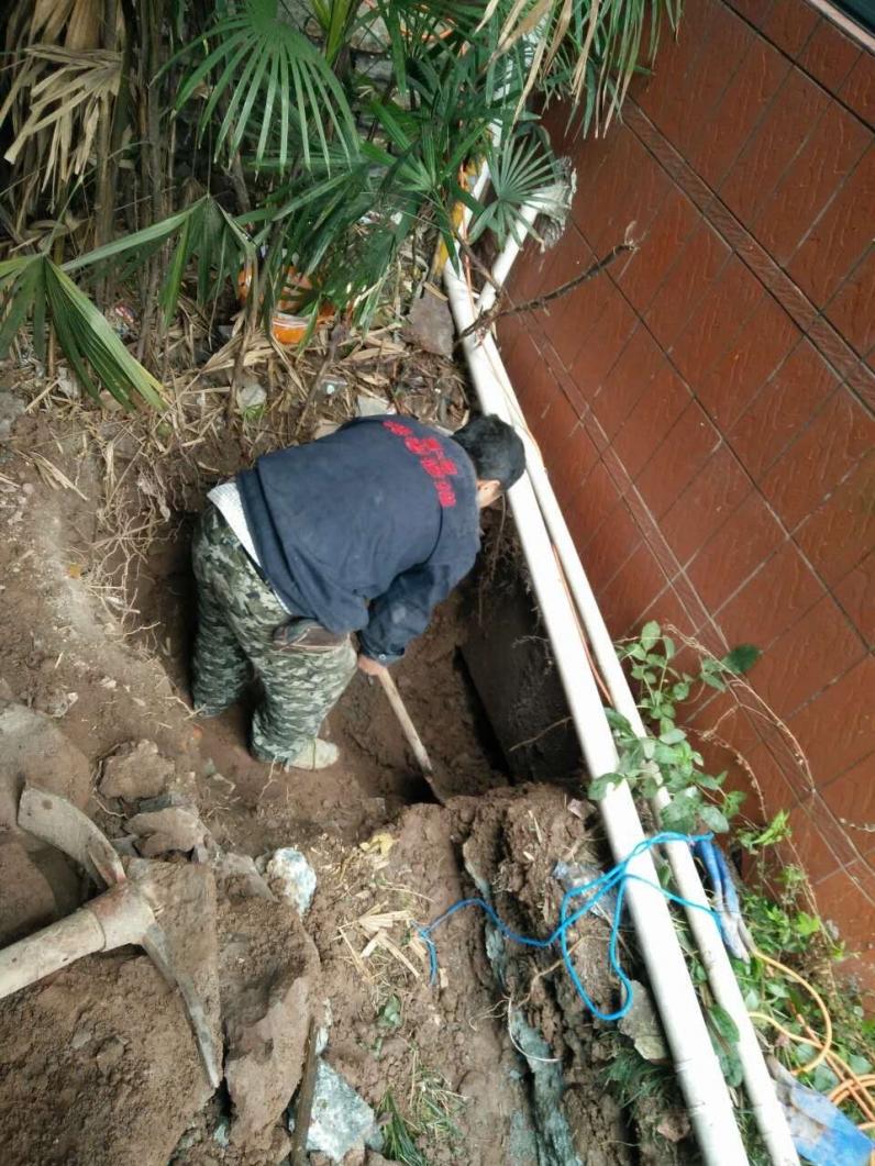 锦上华庭污水管网改造工程