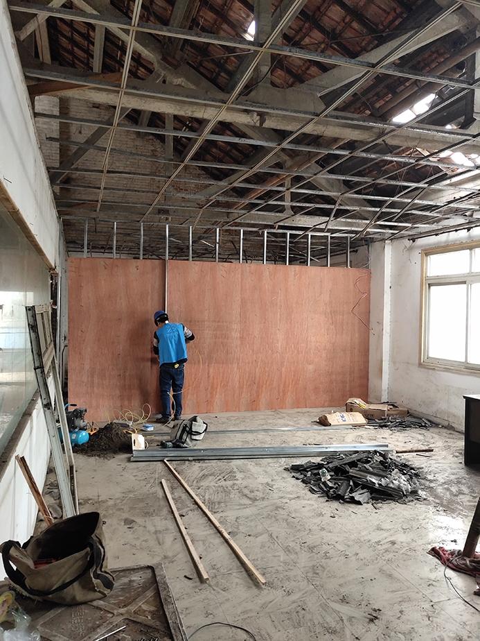 东风船舶厂整改项目